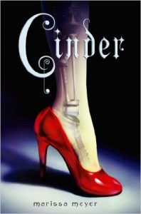 cinder the lunar chronicles marissa meyer