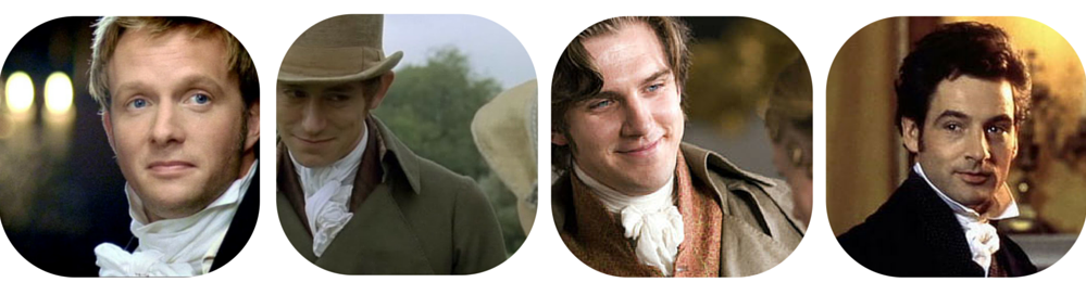 Jane Austen's Dashing Men Ranked