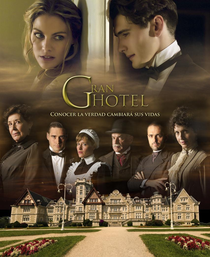 Why I Love Gran Hotel (Or How I Justify Dating My Netflix)