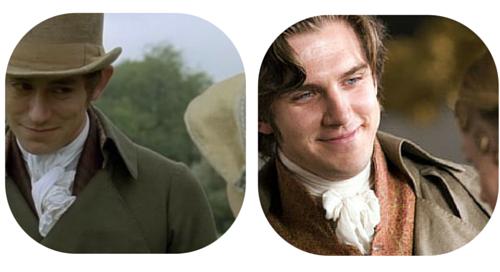 Jane Austen's Dashing Men Ranked