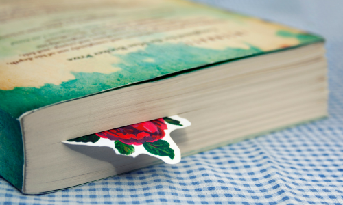 Bookmarking In Real Life