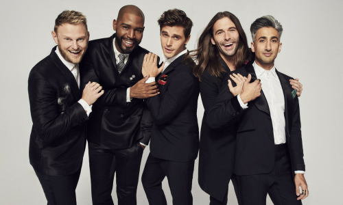 5 Thoughts I've Had While Watching Queer Eye on Netflix